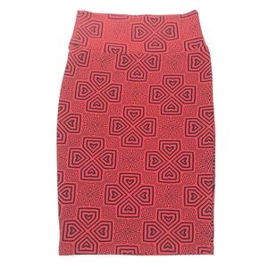 LuLaRoe Cassie Textured Pencil Skirt XS (2-4) NWT